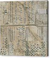 Aircraft Graveyard, Usa Canvas Print