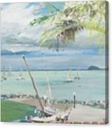 Airlie Beach  Australia Canvas Print