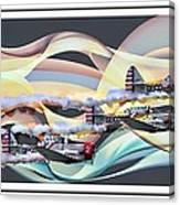 Airwaves Canvas Print