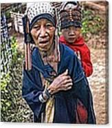 Akha Tribe II Canvas Print