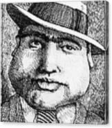 Al Capone 1931 Canvas Print