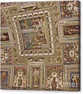 Al Fresco Ceiling Canvas Print