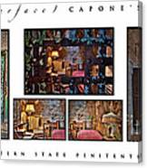 Al Scarface Capone's Cell Canvas Print