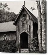 Alabama Country Church 3 Canvas Print