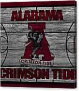 Alabama Crimson Tide Canvas Print