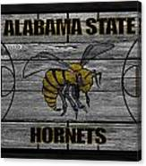 Alabama State Hornets Canvas Print
