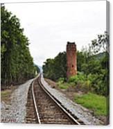 Alabama Tracks Canvas Print