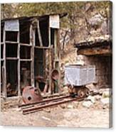 Aladdin Coal Mine Canvas Print