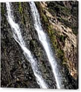 Alamere Falls Two Canvas Print