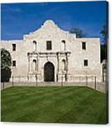 Alamo Canvas Print