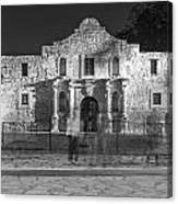 Alamo In Texas  Canvas Print