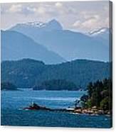 Alaska 0830 Canvas Print