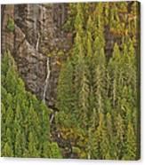Alaska 8962 Canvas Print