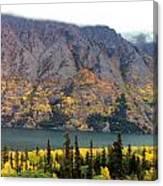 Alaska X4 Canvas Print