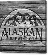 Alaskan Brewing Canvas Print