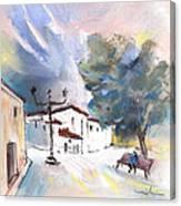 Albatana 03 Canvas Print
