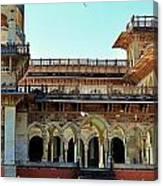 Albert Hall 2 - Jaipur India Canvas Print