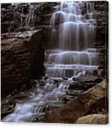 Albion Waterfalls 2 Canvas Print