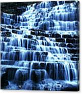 Albion Waterfalls 5 Canvas Print