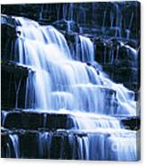 Albion Waterfalls 6 Canvas Print