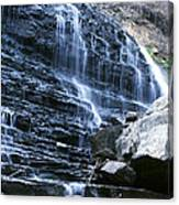 Albion Waterfalls 7 Canvas Print