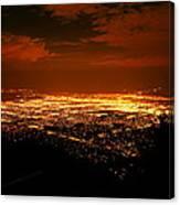 Albuquerque New Mexico  Canvas Print