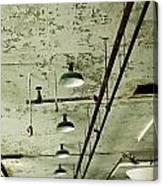 Alcatraz 6 Canvas Print
