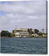 Alcatraz Is Picture Perfect Canvas Print