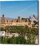 Alcazaba Canvas Print