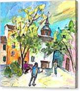 Alcazar De San Juan 02 Canvas Print
