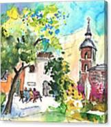 Alcazar De San Juan 03 Canvas Print