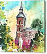 Alcazar De San Juan 04 Canvas Print