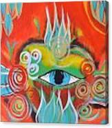 Alchemical Heart Canvas Print