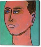 Alden Canvas Print