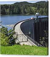 Alder Dam 2 Canvas Print