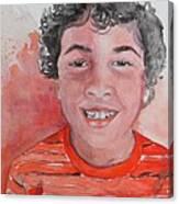 Alec Canvas Print