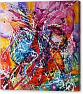 Alesecrito Canvas Print