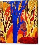 Aleshinsky Path Canvas Print