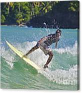 Alex Encarnacion Surf 2 Canvas Print