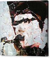 Alexander With Sax Canvas Print
