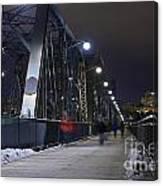 Alexandra Bridge Canvas Print