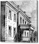 Alexandria, Virginia Canvas Print