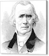 Alfred Armand Velpau (1795-1867) Canvas Print