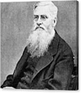 Alfred Russel Wallace (1823-1913) Canvas Print