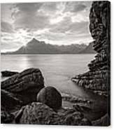 Algoll Skye Scotland Canvas Print