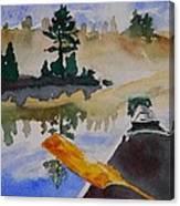 Algonquin Provincial Park Ontario Canada  Canvas Print