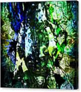 Alice Cooper - Feed My Frankenstein - Original Painting Print Canvas Print