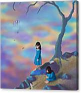 Alice's Ambivalence Canvas Print