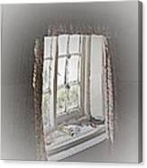 Alice's Window Canvas Print
