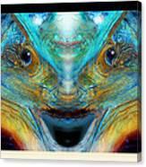 Alien Esp Canvas Print